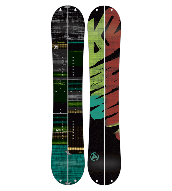 k2 panoramic splitboard climb splitboard. Black Bedroom Furniture Sets. Home Design Ideas