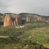 Deštivou Francií až k Mallos de Riglos